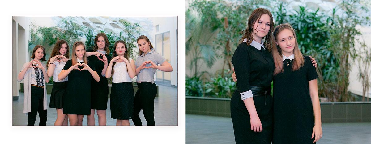 Фотокнига на выпускной