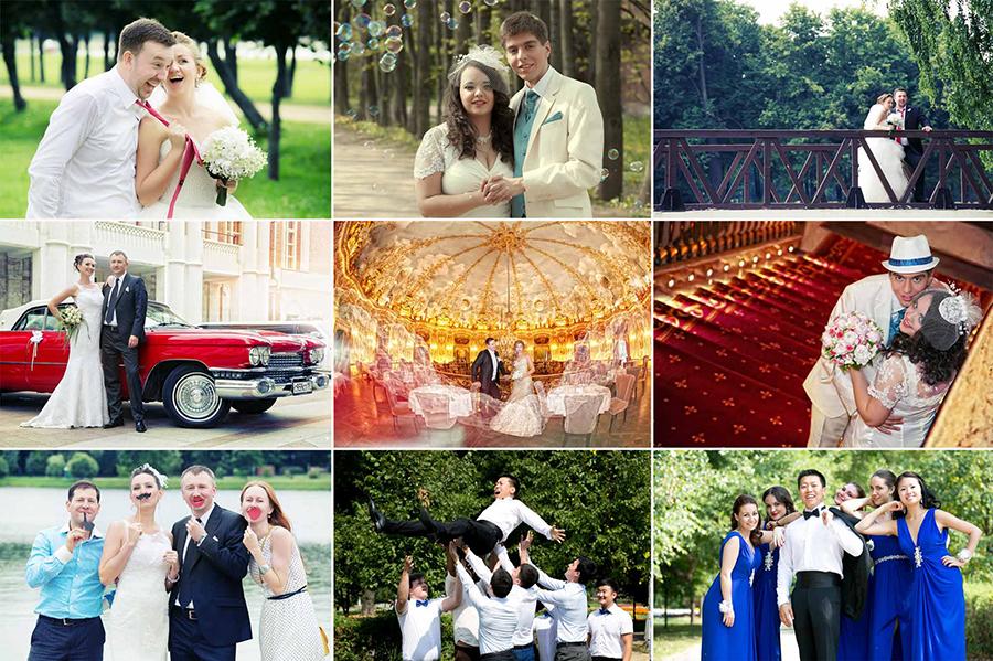 места для свадебной фотосъемки